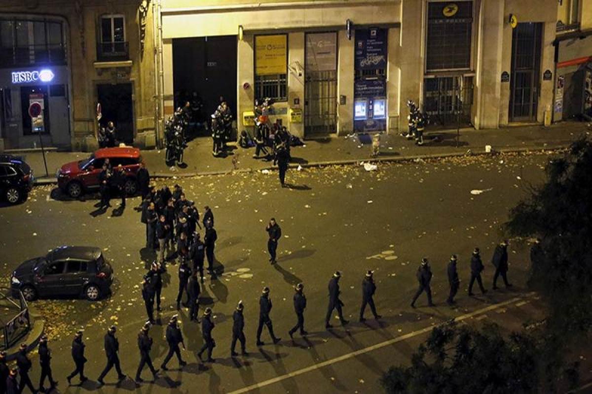 Paris terror strikes were 'optimised Mumbai-style attacks': UN