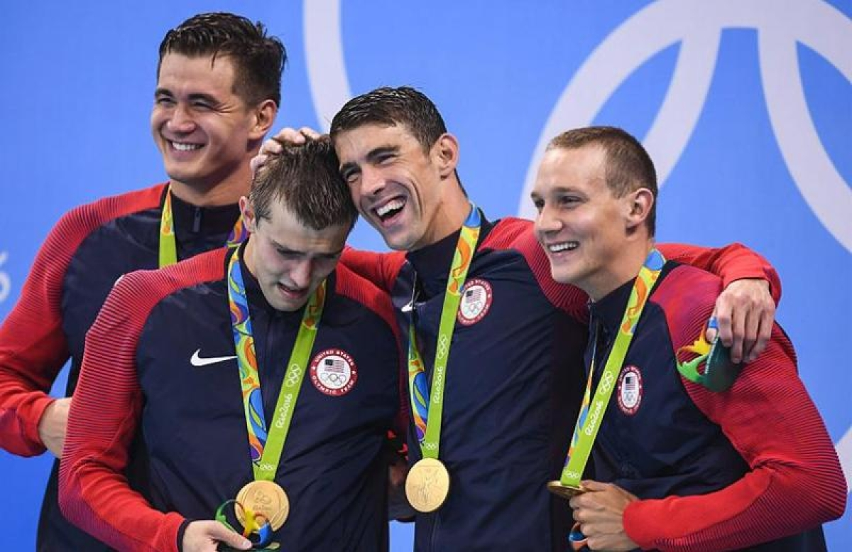 Rio Olympics: Swim legend Michael Phelps clinches 19th Olympic gold medal