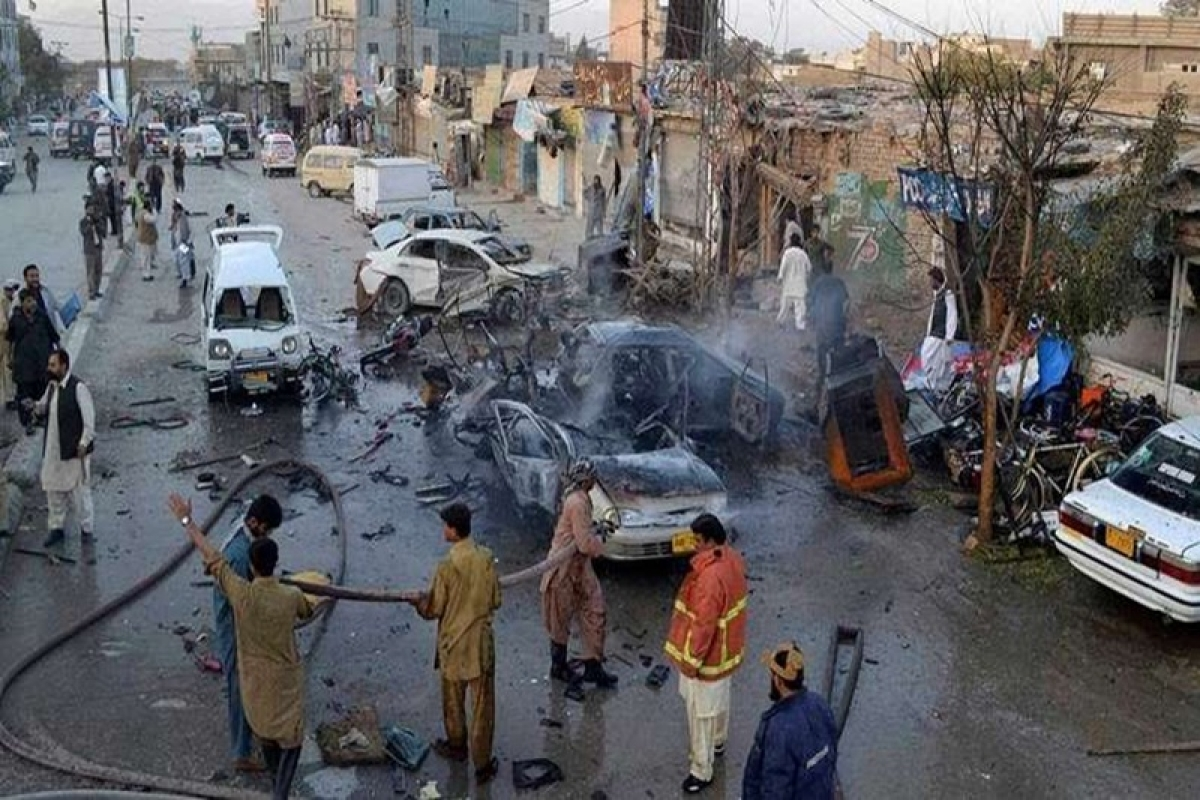 IS claims Quetta bomb attack that injured 13