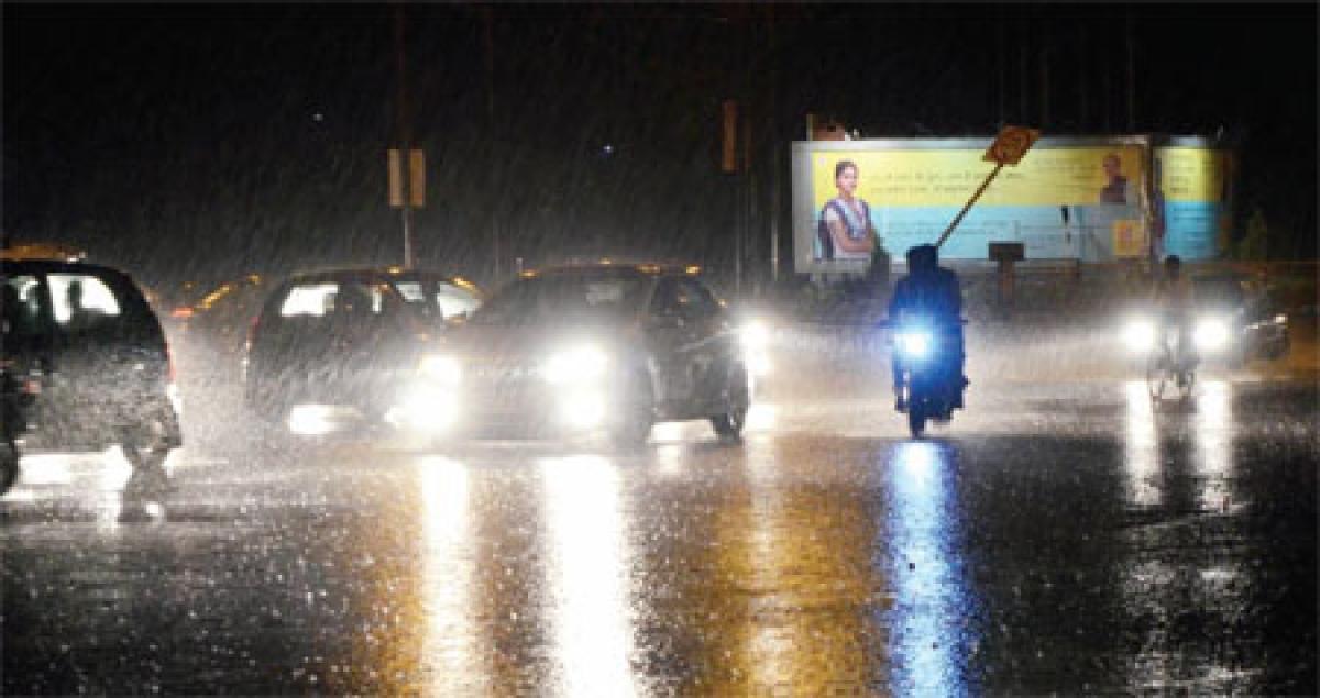 July rainfall breaks 30 years record in Bhopal