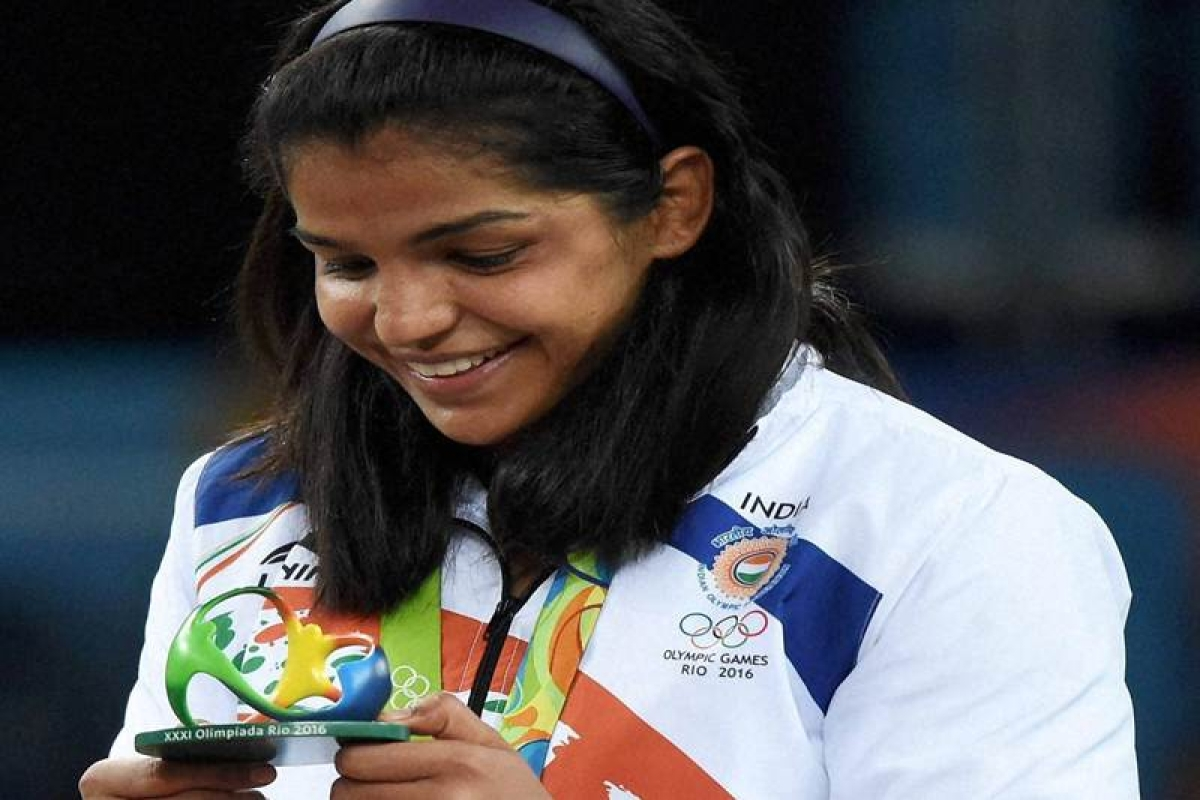 Rio Olympics 2016: Rio medalist Sakshi Malik returns home