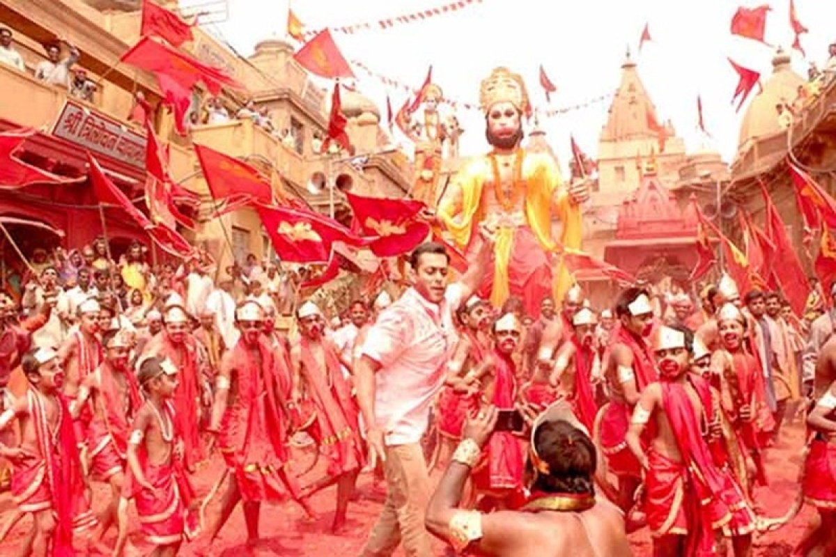 Salman Khan to be voice of 'Hanuman'