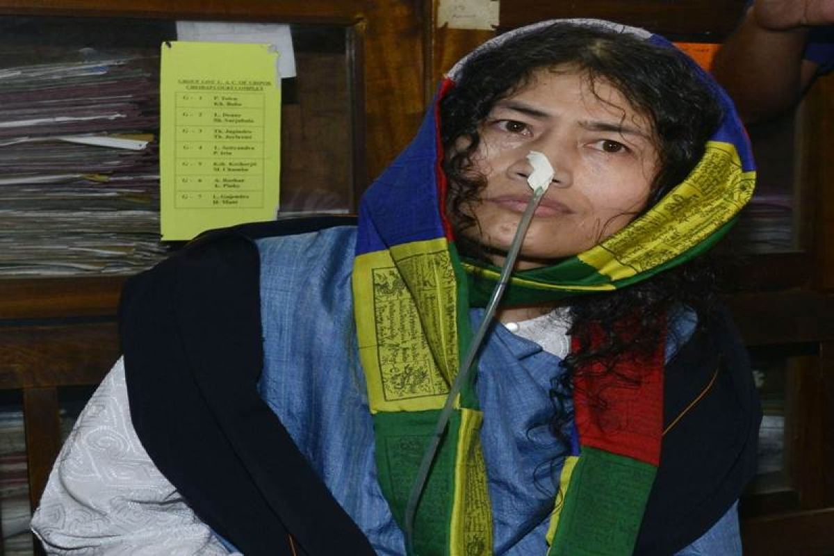 Irom Sharmila ends 16-year-long fast, wants to be CM one day