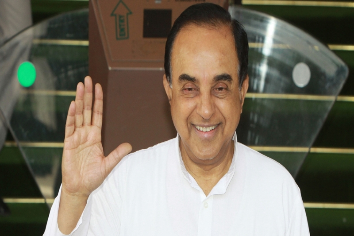 Government should've abolished income tax to revive economy: Subramanian Swamy