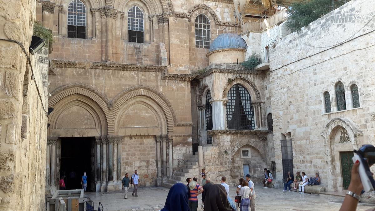 Jerusalem: The Holy Capital