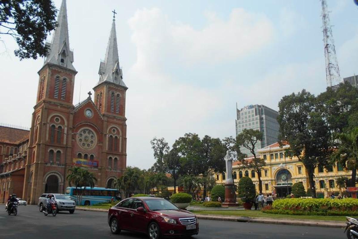 Saigon Sojourn – Ho Chi Minh City of Vietnam