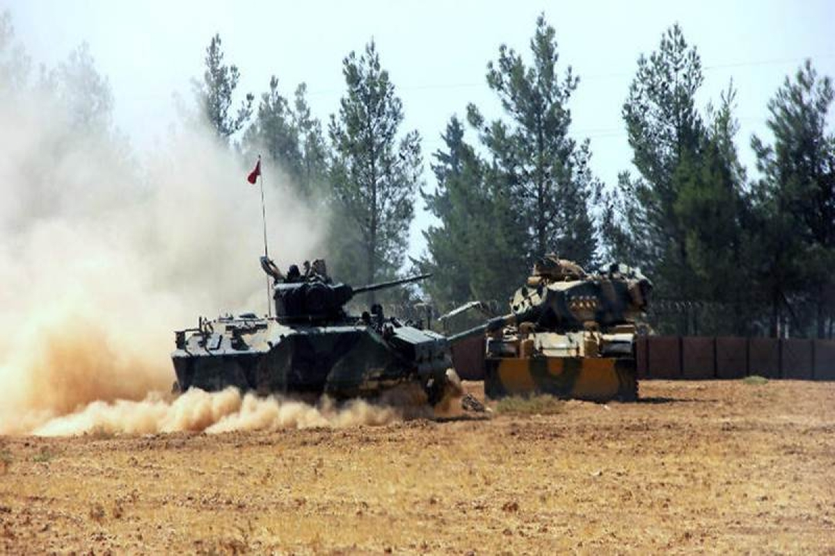 Turkish bombardment kills 20 civilians in Syria: monitor