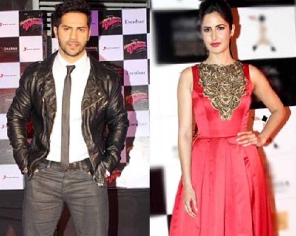 Katrina to romance Varun Dhawan in 'ABCD 3'?
