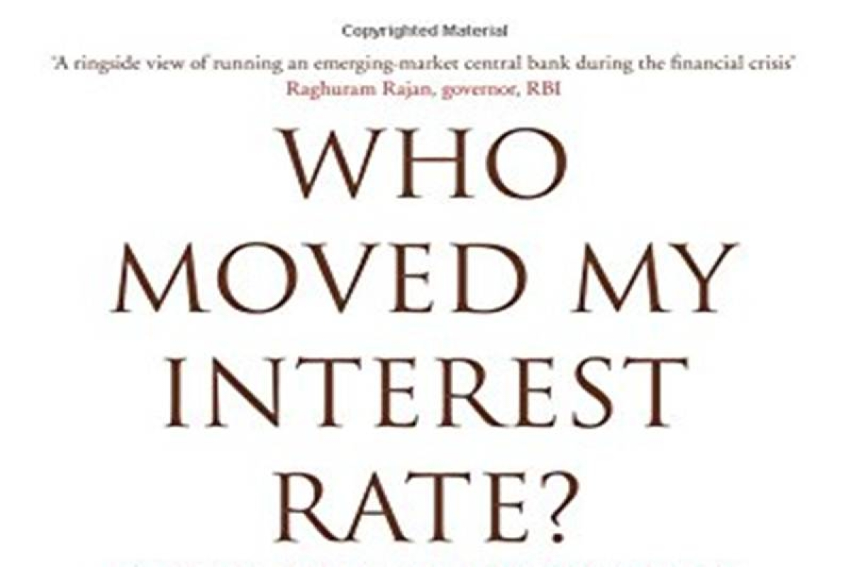 Who moved my interest rate by Duvvuri Subbarao