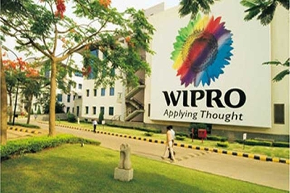 Wipro reports flat Q1 net income at Rs 2,390 crore