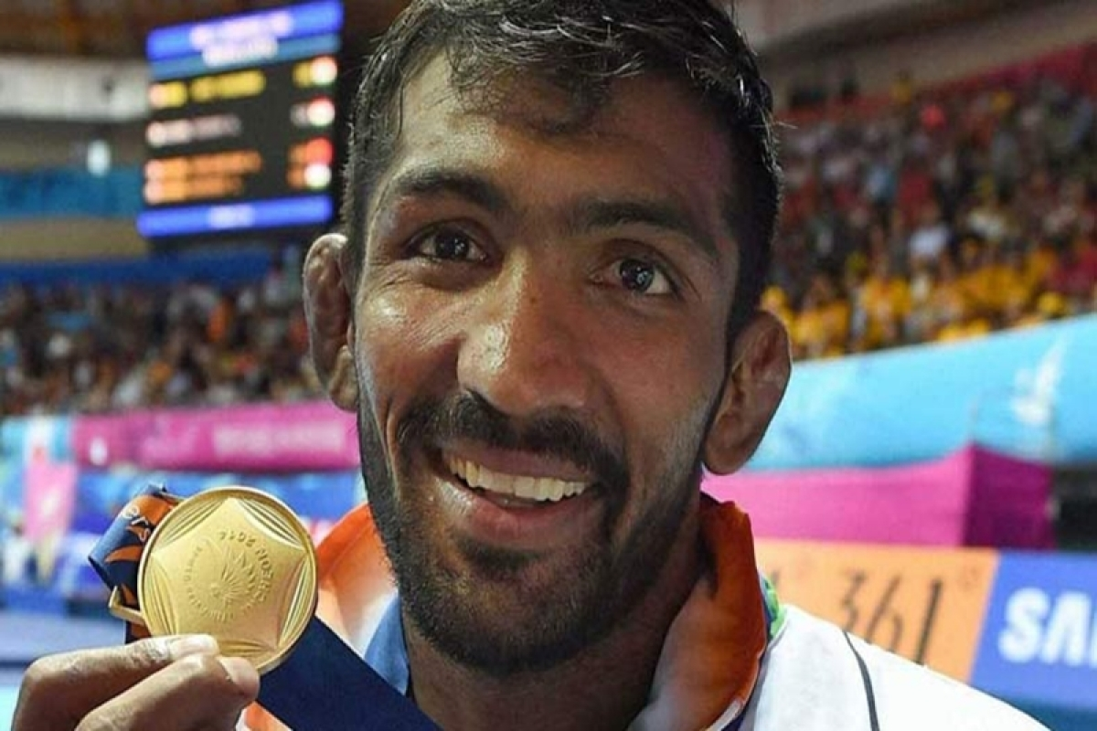 Yogeshwar's London Olympic bronze may be upgraded to silver