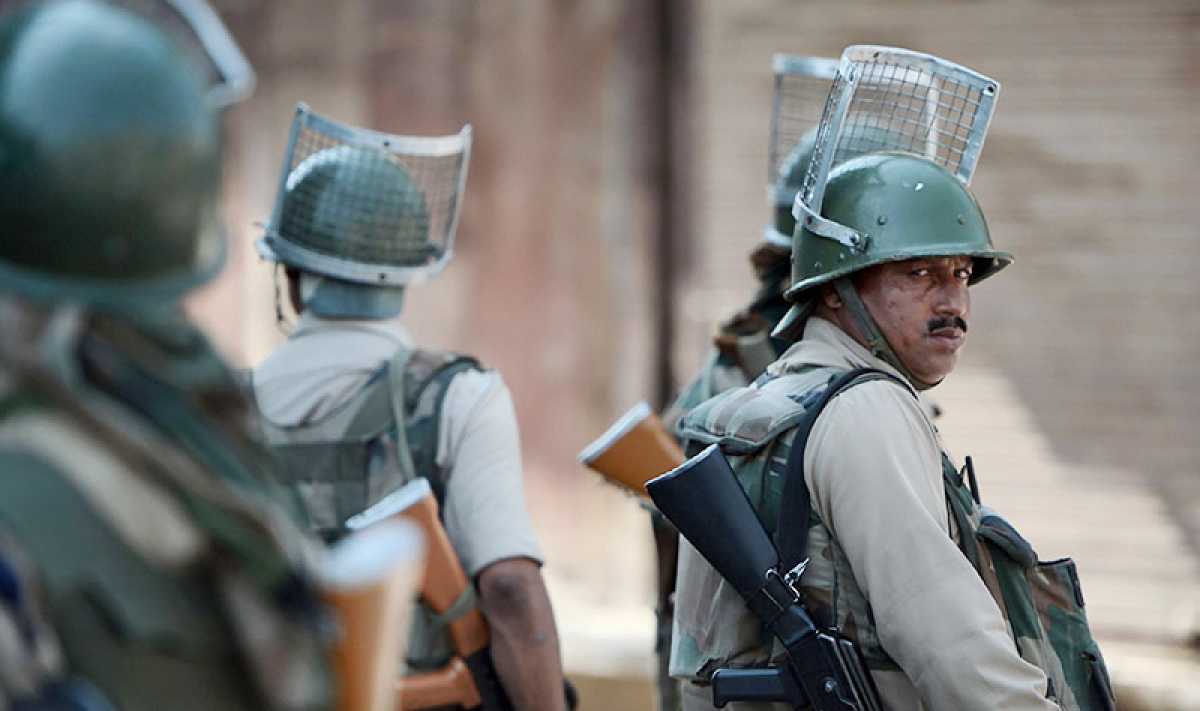 More Troops Being Rushed To Kashmir