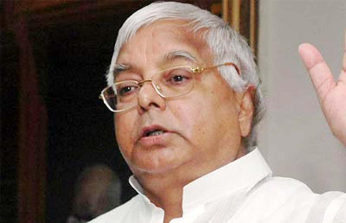 Lalu Prasad takes a dig at Nitish Kumar over non-inclusion of JD(U) in Modi government