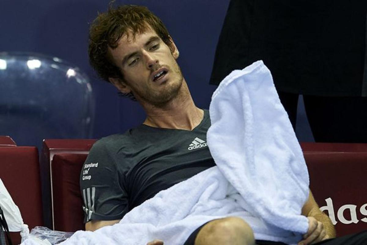 Andy Murray needs a long break