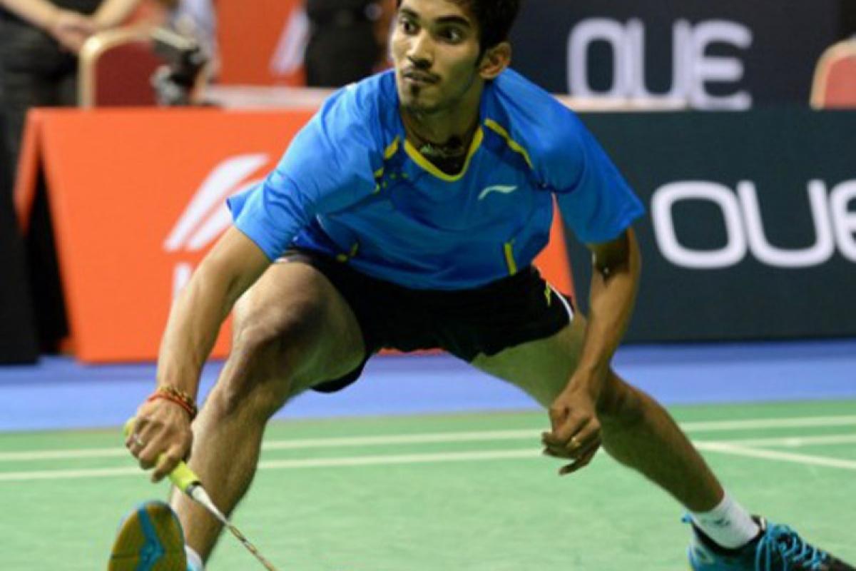 Kidambi Srikanth, Ajay Jayaram, H.S Prannoy advance