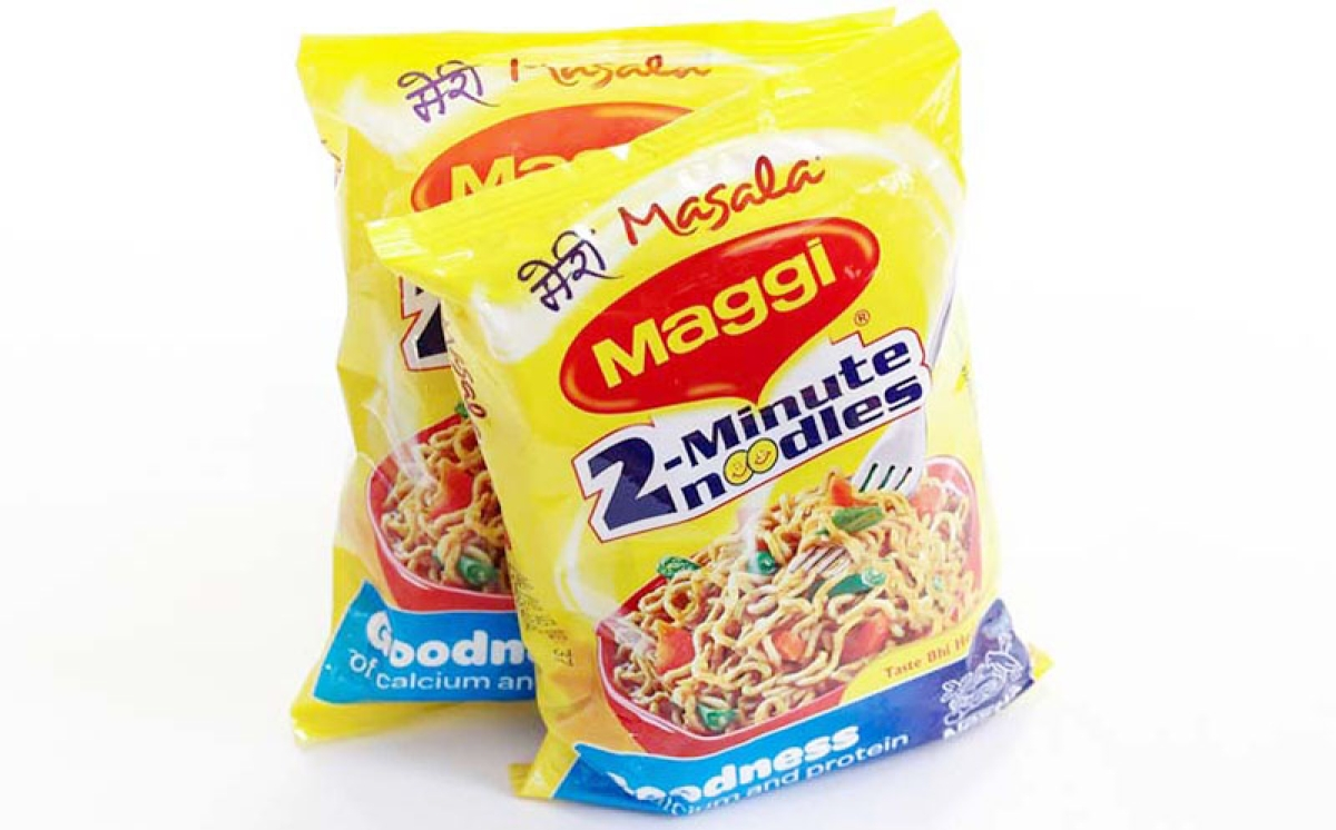 Nestle back in the soup over Maggi