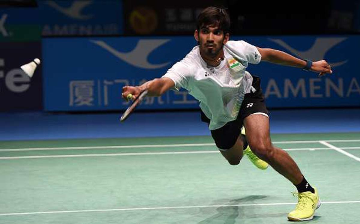 Srikanth storms into quarterfinals
