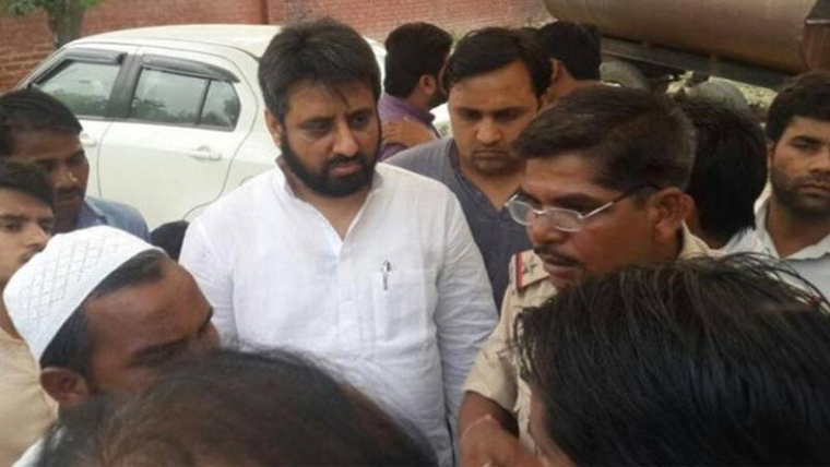 AAP MLA Amanatullah Khan gets bail in sexual harassment case