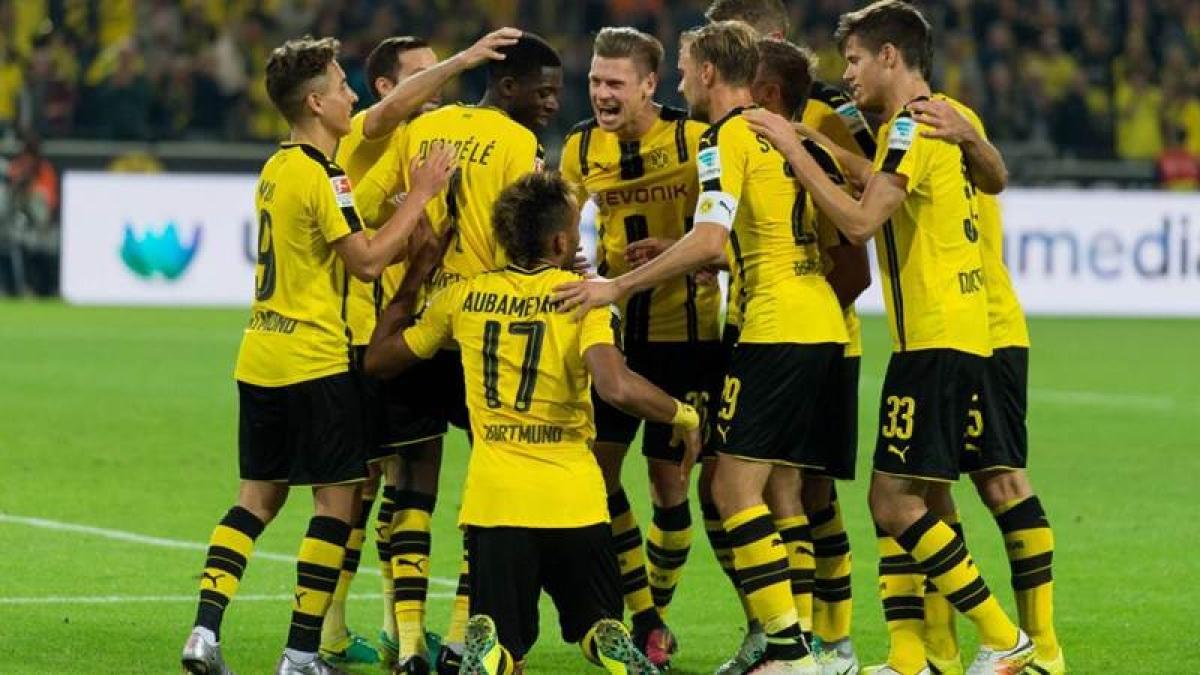 Dortmund beat Freiburg 3-1 in German Bundesliga Berlin