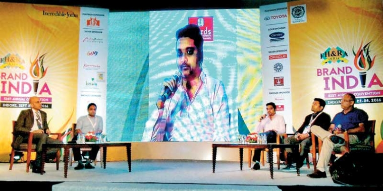 FHRAI convention concludes – Make tax structure reasonable