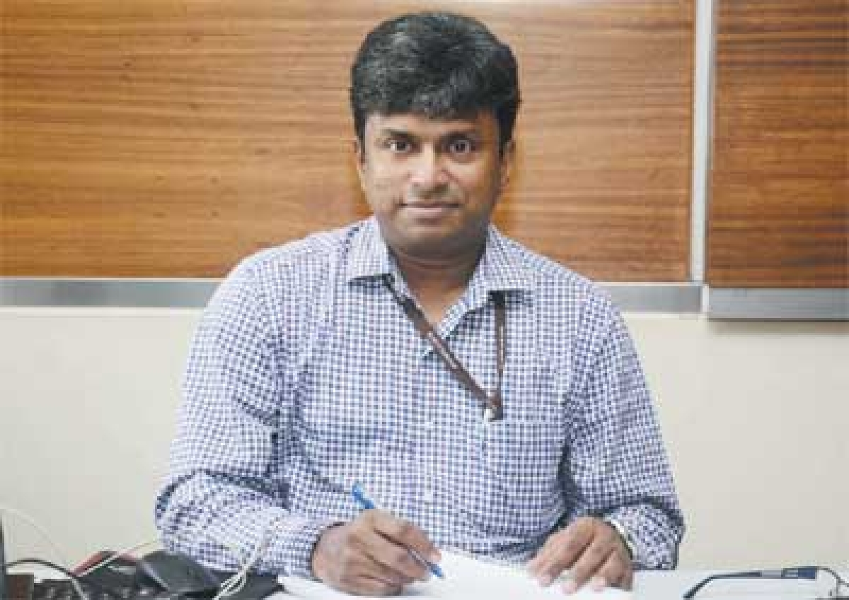 """""""Today, an engineering degree is a stepping stone"""" says Dr. Hari Vasudevan, Principal of Sanghvi College"""