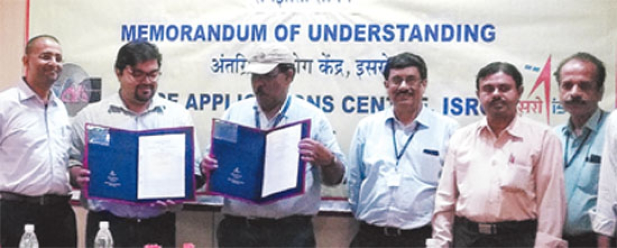 IIT-I inks MoU with ISRO for satellite navigation research