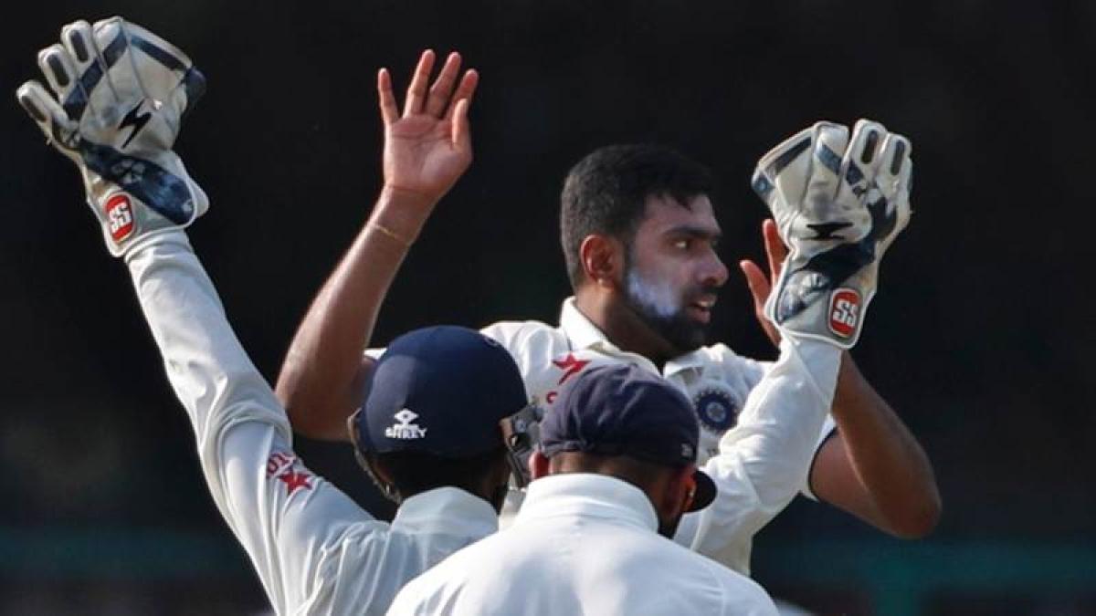 Ashwin takes six as India savour big win in 500th Test