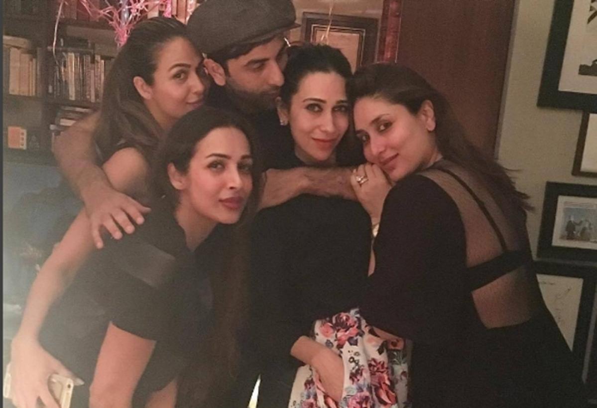 Kareena Kapoor celebrates birthday with family, close friends