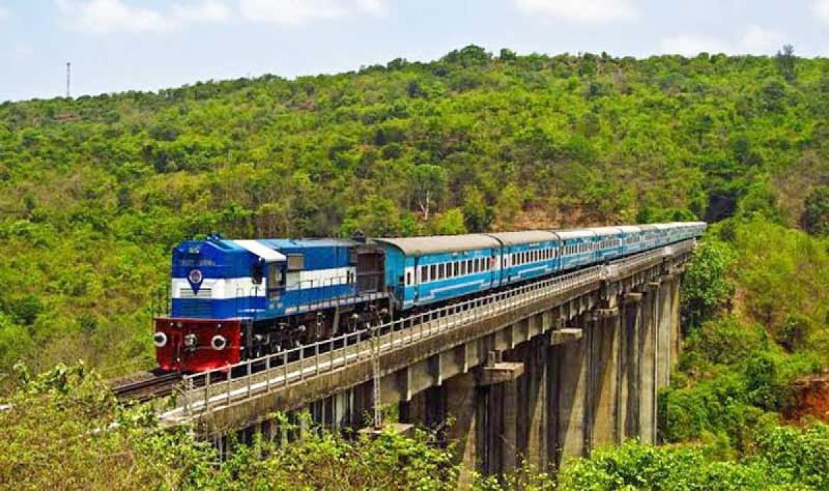 Maharashtra: Konkan Railway undertakes measures to ensure smooth monsoon services