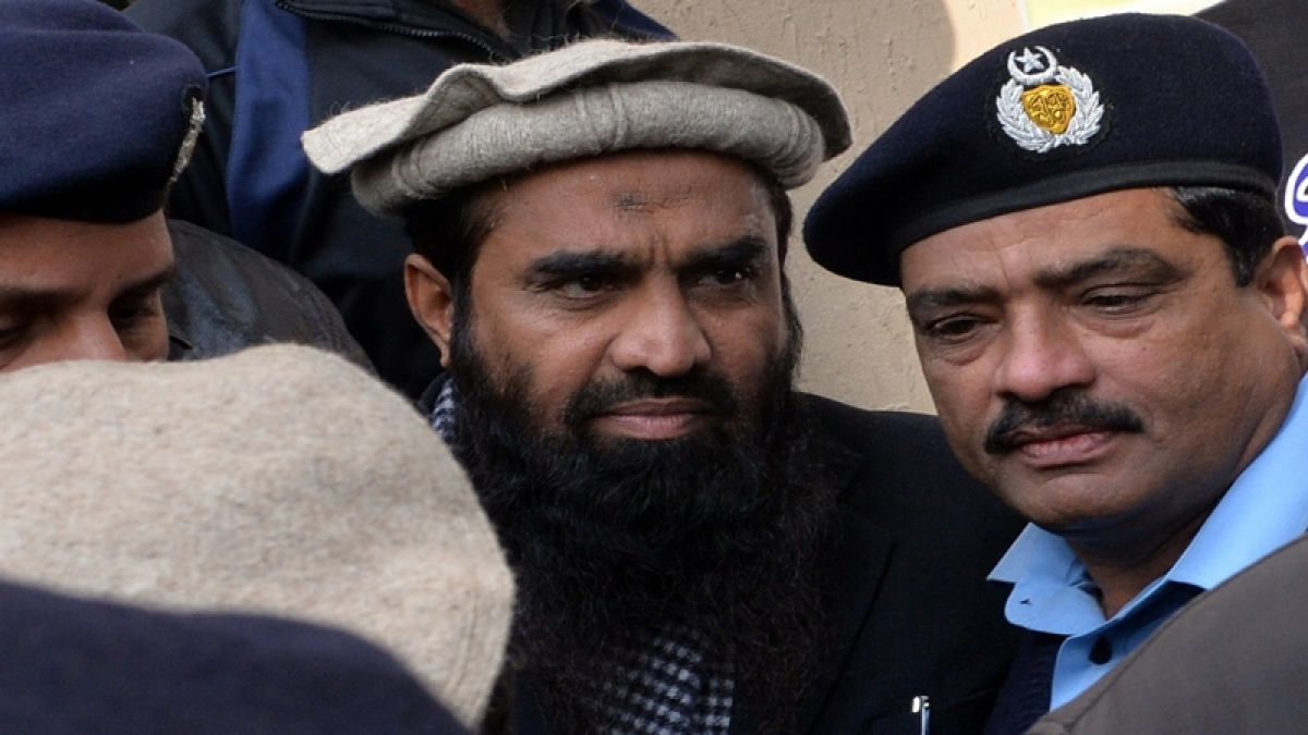Lakhvi challenges legality of 26/11 commission