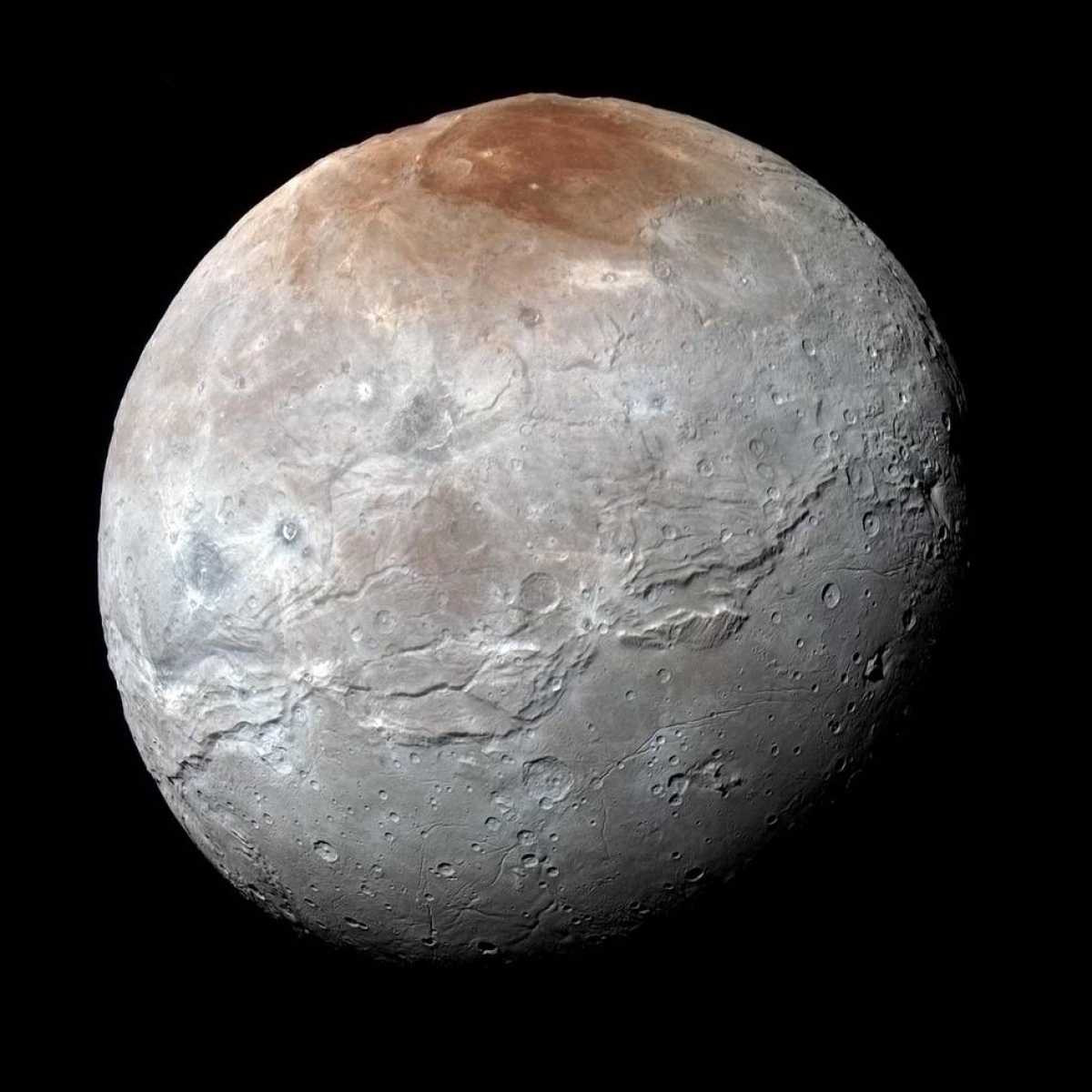 What shaped Pluto's huge icy heart?