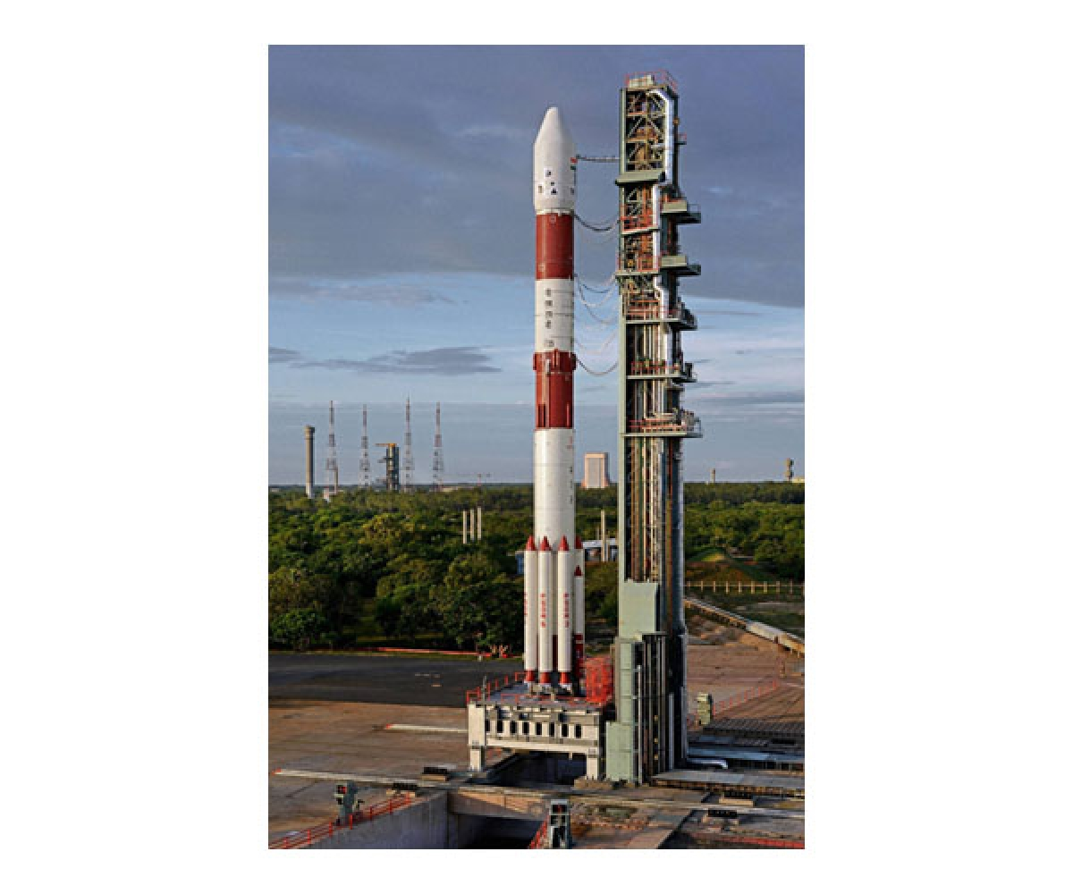 Countdown For ISRO's Longest-Ever Mission