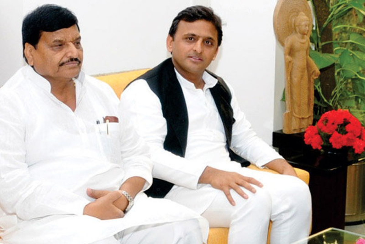 Samajwadi Party truce still on uneven ground