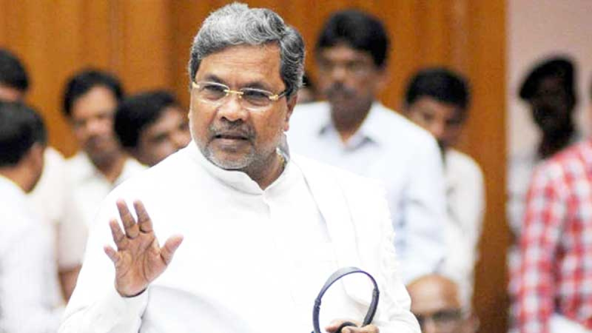 BJP offering Rs 50 crore to Congress MLAs: Siddaramaiah