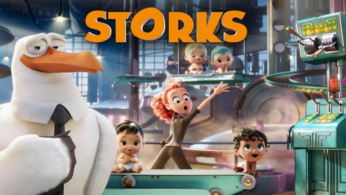 Storks: Sweet tale of family & love
