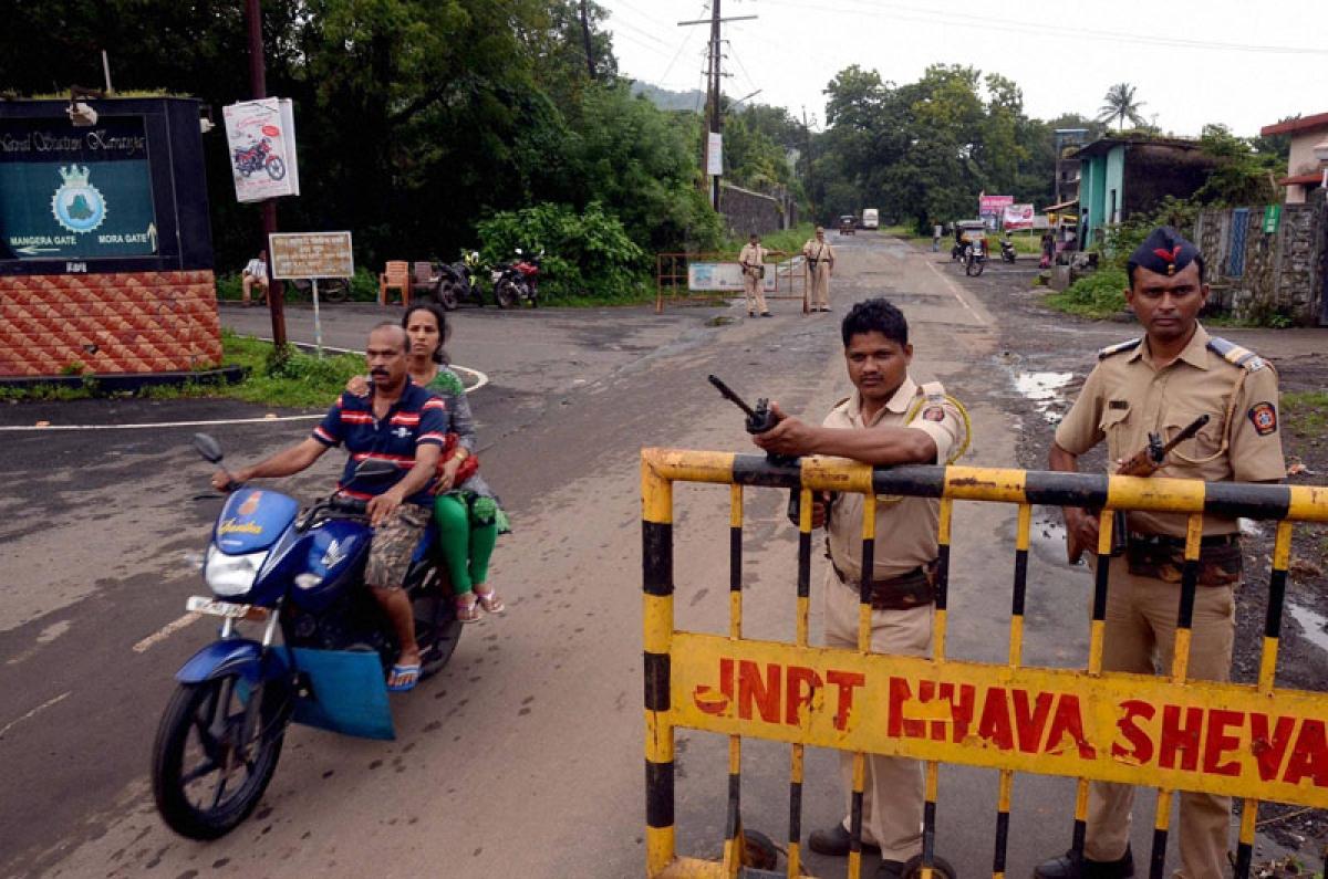 Uran Alert: No suspect in Mumbai despite intensive operation