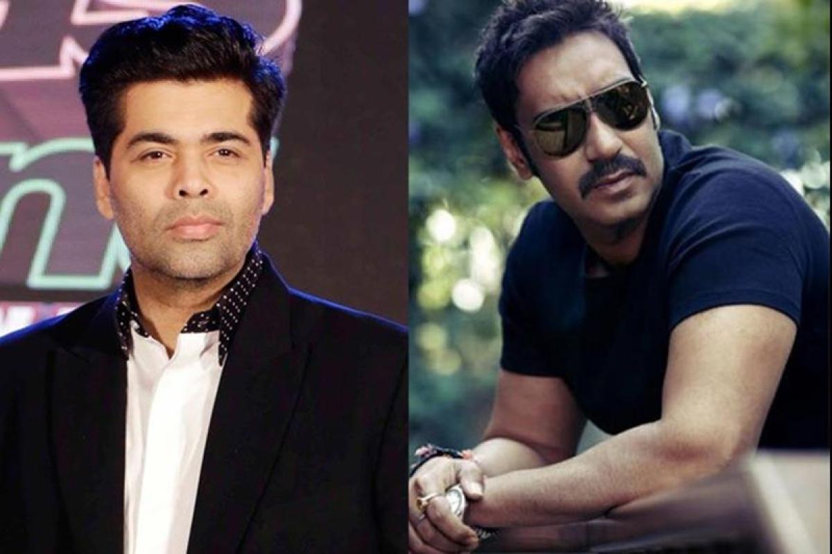 Ajay Devgn and Karan Johar box office tussle turns dirty