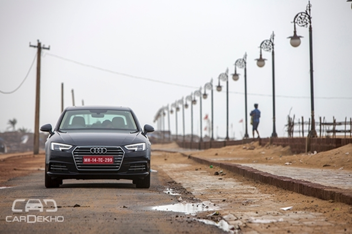 All-New Audi A4 Launched; Priced At Rs 38.10 Lakh