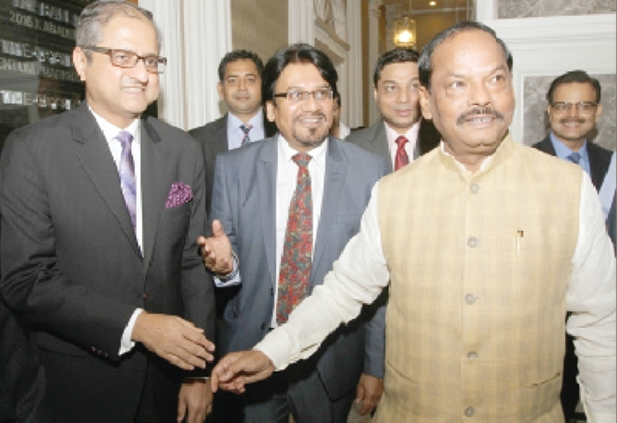 Jharkhand is emerging as the gateway to Make in India: CM