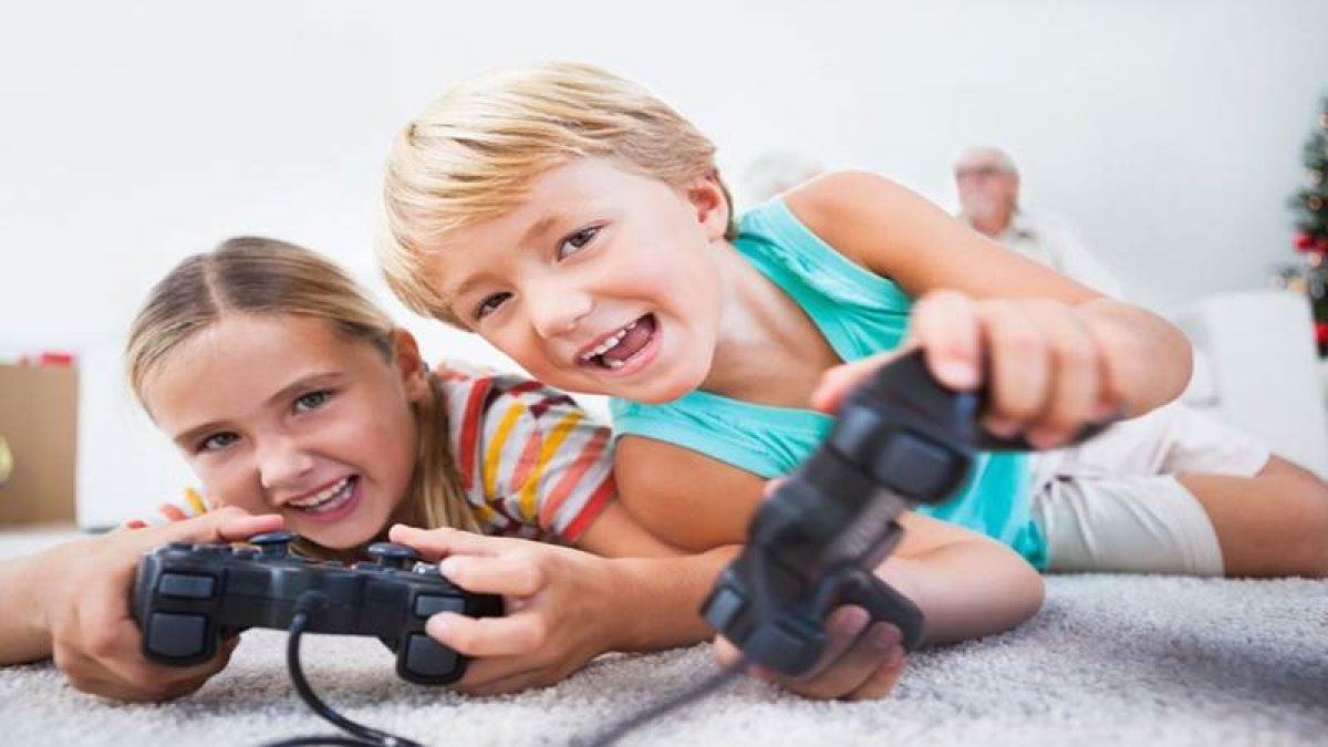 Can playing video games make children smarter?