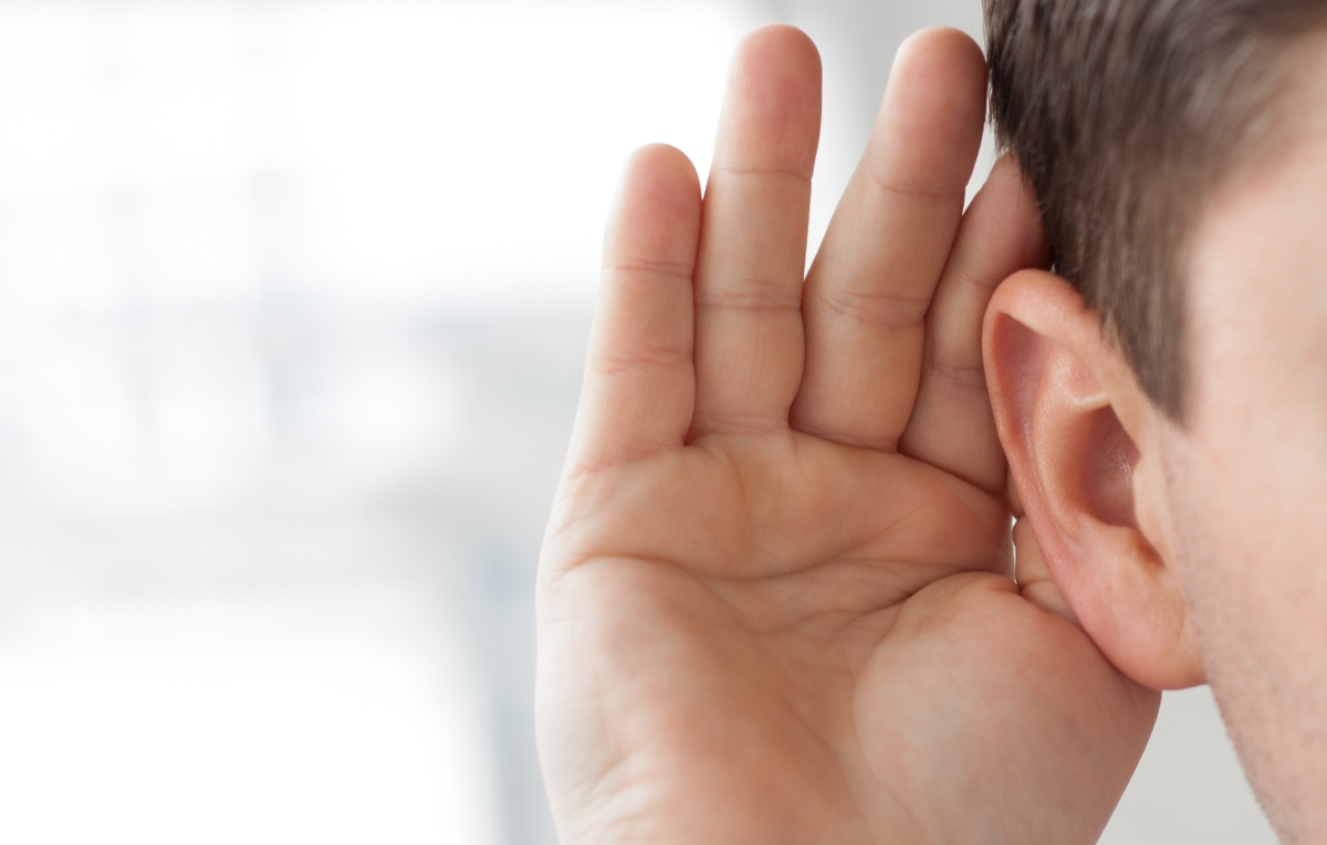 White noise improves hearing: Study