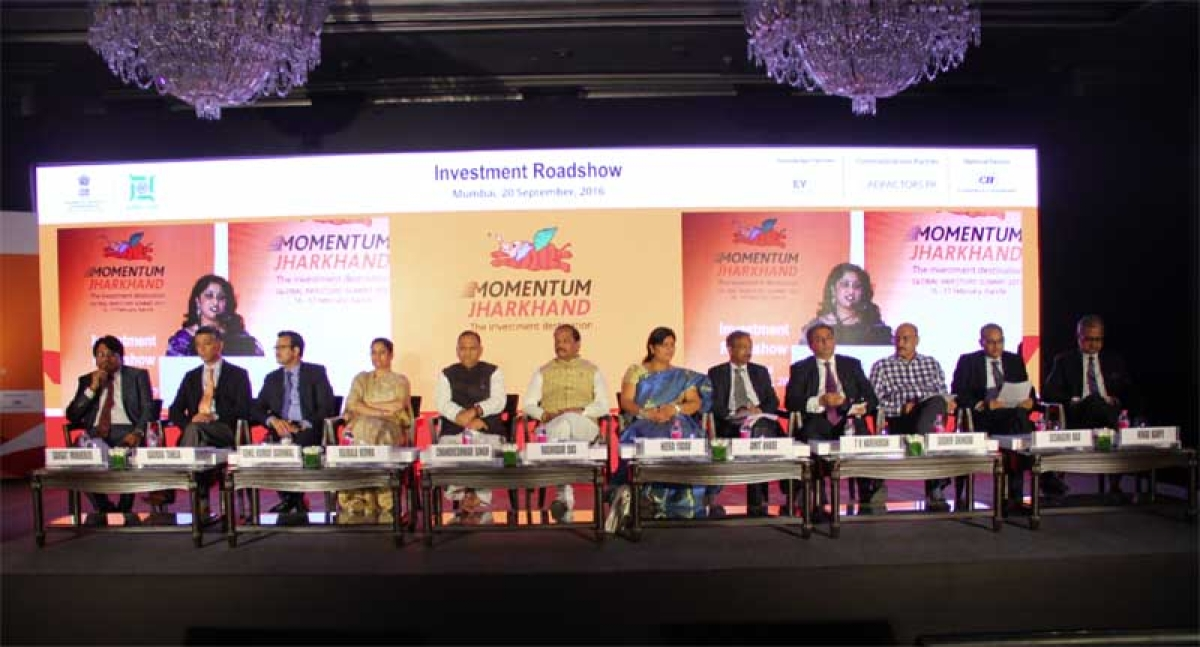 Higher expectations from Maharashtra's investors: Jharkhand CM Raghubar Das