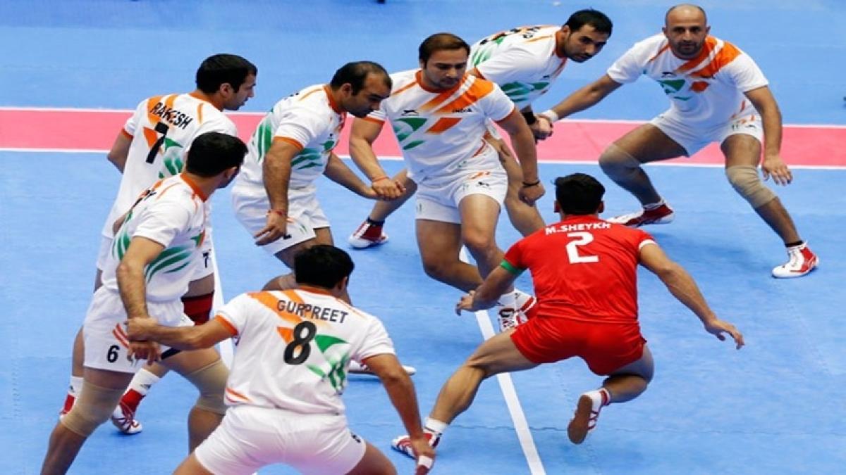 India play Korea in Kabaddi WC opener