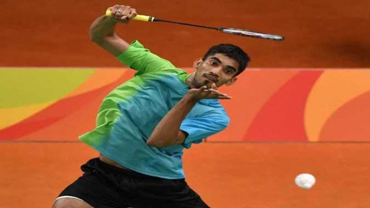 Srikanth leads Indian challenge at Korea Open