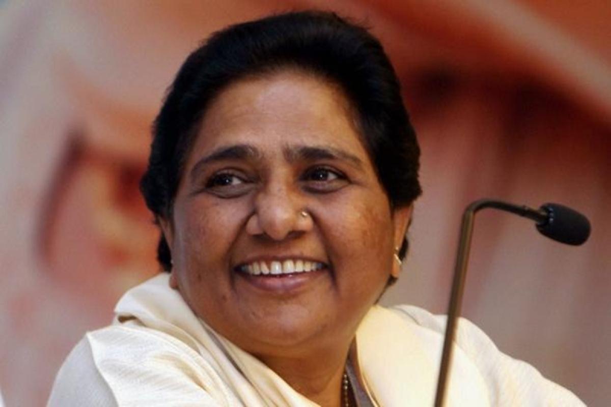 BJP rakes up scams, atrocities on dalits under Mayawati rule