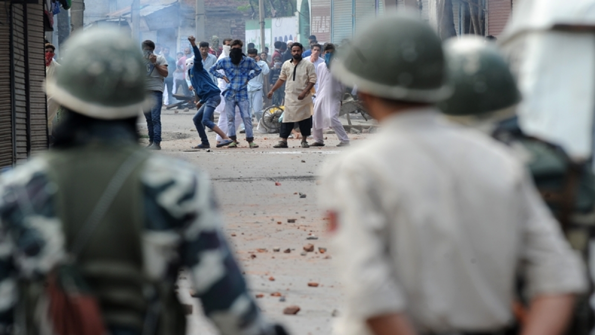 Three protesters killed in Kashmir clashes