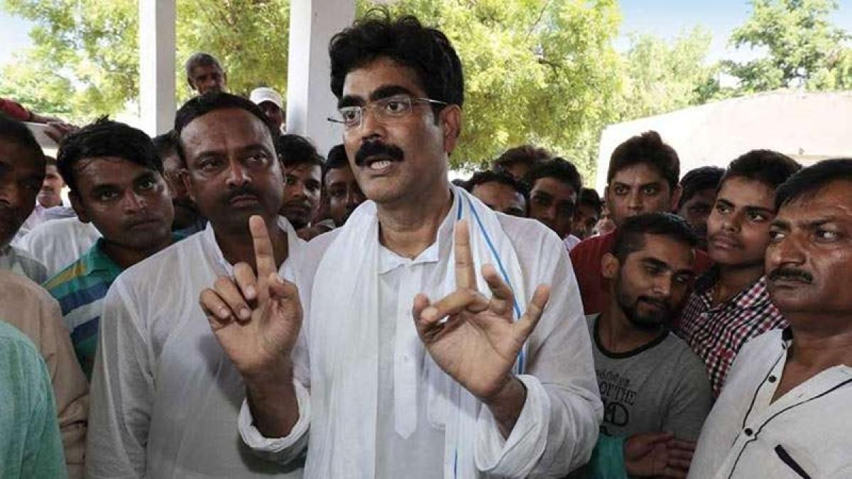 COVID-19: Tihar jail authorities deny reports claiming death of former RJD MP Mohammad Shahabuddin
