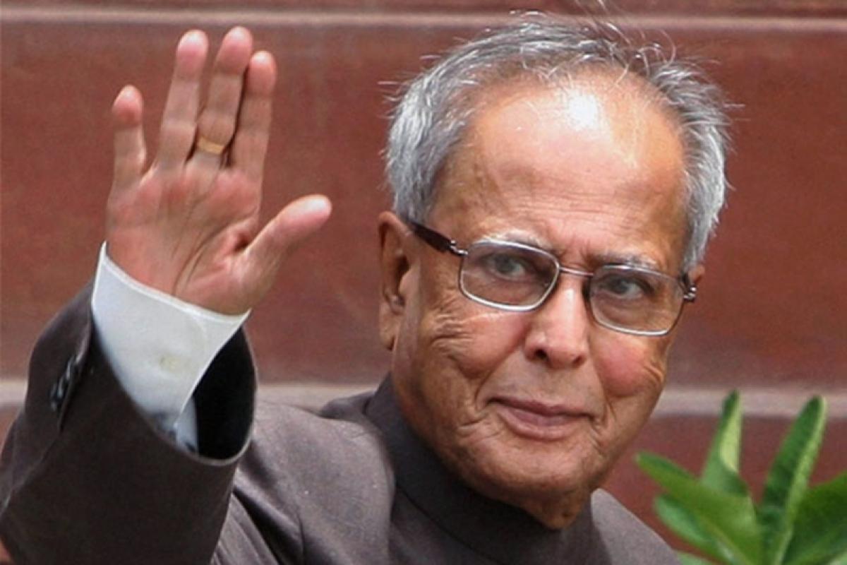 Parliamentary democracy Constitution major tasks Mukherjee