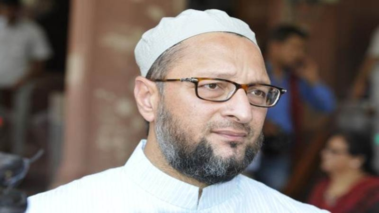 Imran Khan has no right to interfere in India's electoral process, says Asaduddin Owaisi