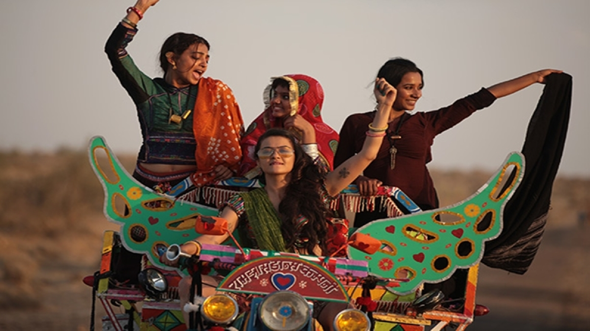 'Parched' is much more than a film